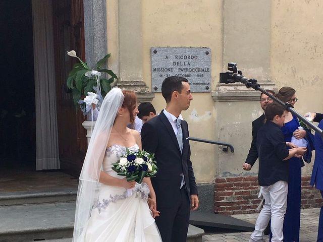 Il matrimonio di Francesco e Alessia a Airasca, Torino 4