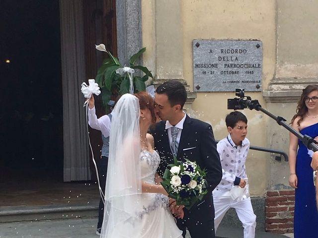 Il matrimonio di Francesco e Alessia a Airasca, Torino 5