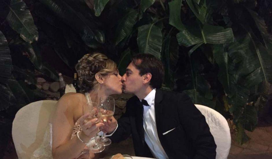 Il matrimonio di Francesco e Valeria a Letojanni, Messina