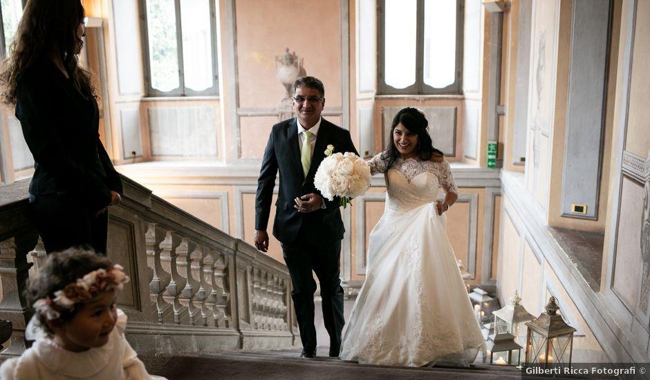 Il matrimonio di Francesco e Sai a Cassano d'Adda, Milano
