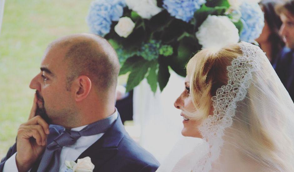 Il matrimonio di Marco  e Valentina  a Vaprio d'Adda, Milano