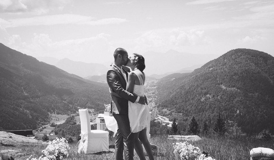 Il matrimonio di Giuliano e Maria a Bedollo, Trento