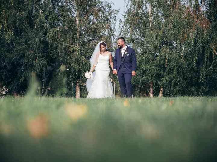 Le nozze di Alessia e Danilo