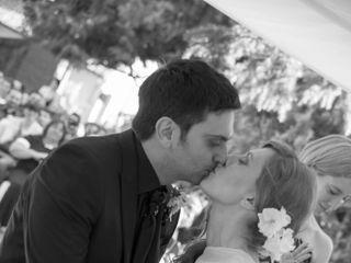 Le nozze di Mauro e Romina