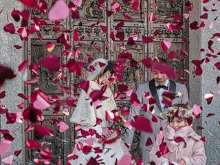 Le nozze di Rossana e Francesco