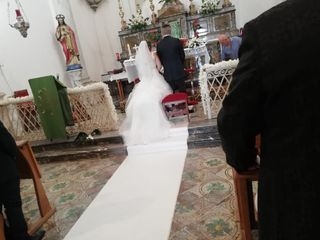 Le nozze di Leandra  e Jonny