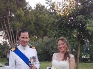 Le nozze di Paola e Giovanni 1