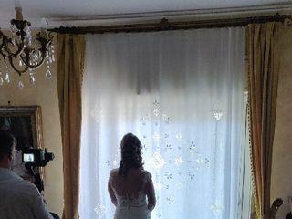 Le nozze di Rosy e Cristofer 1