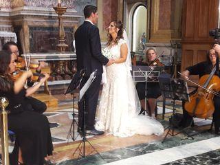 Le nozze di Rosy e Cristofer