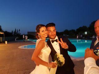Le nozze di Cinzia e Stefano