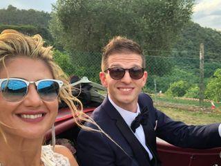 Le nozze di Olga  e Simone