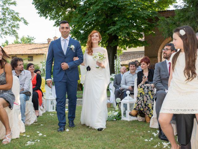 Il matrimonio di Romina e Mauro a Oviglio, Alessandria 17