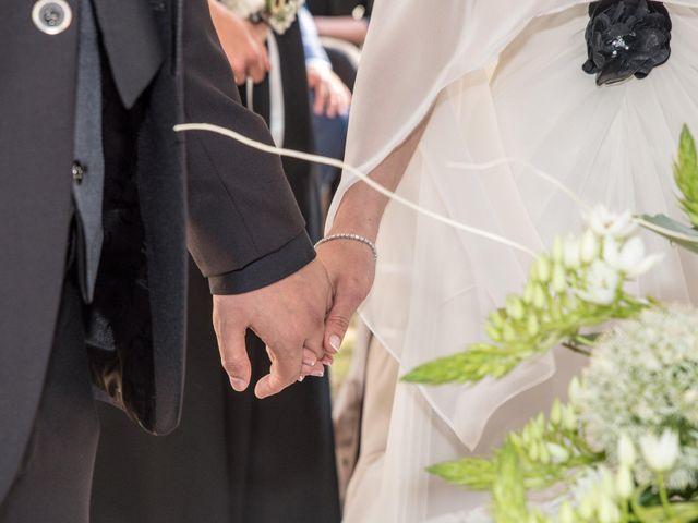Il matrimonio di Romina e Mauro a Oviglio, Alessandria 19