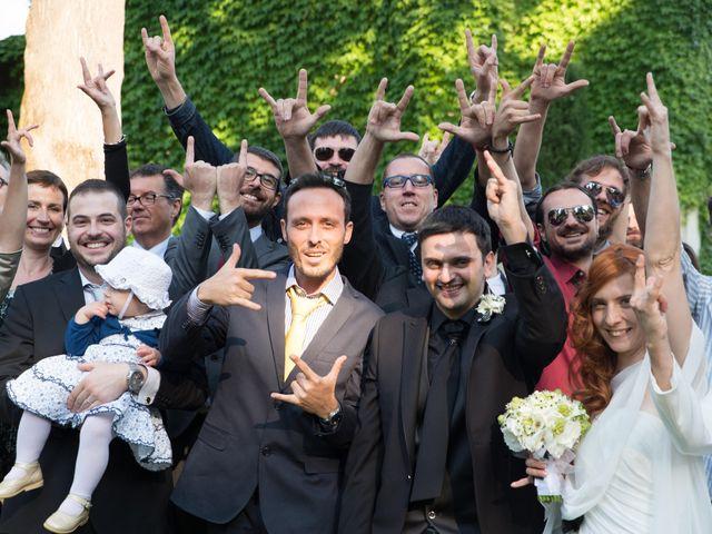 Il matrimonio di Romina e Mauro a Oviglio, Alessandria 28