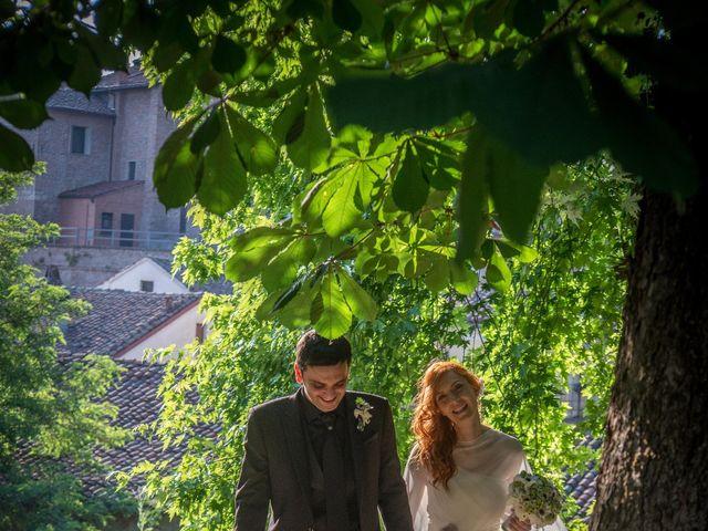 Il matrimonio di Romina e Mauro a Oviglio, Alessandria 32