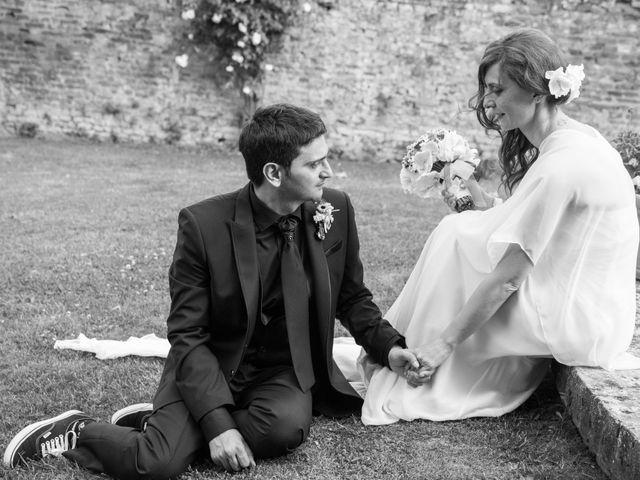 Il matrimonio di Romina e Mauro a Oviglio, Alessandria 31