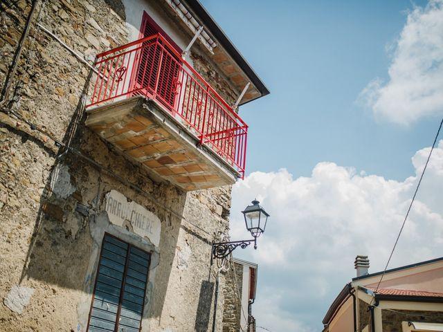 Il matrimonio di Antonio e Lidia a Capaccio Paestum, Salerno 1