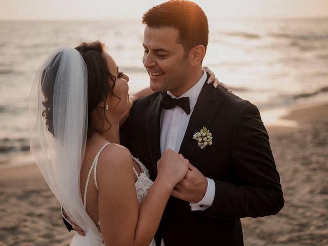 le nozze di Ornella e Gaetano