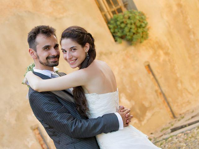 le nozze di Eleonora e Riccardo