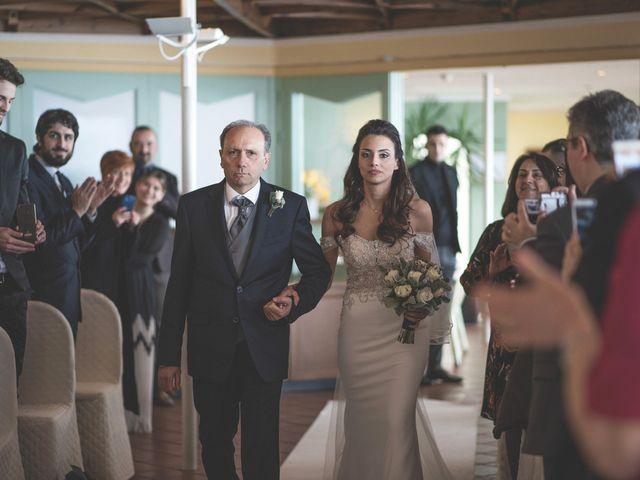 Il matrimonio di Stefano e Manuela a Ancona, Ancona 36