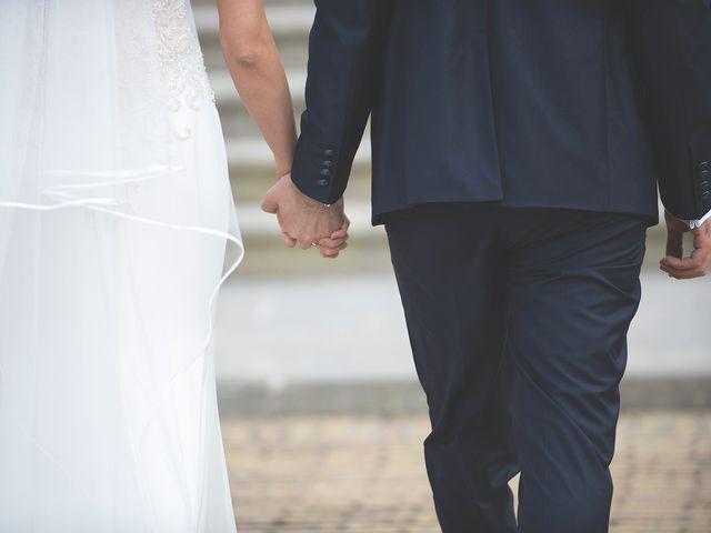 Il matrimonio di Stefano e Manuela a Ancona, Ancona 56