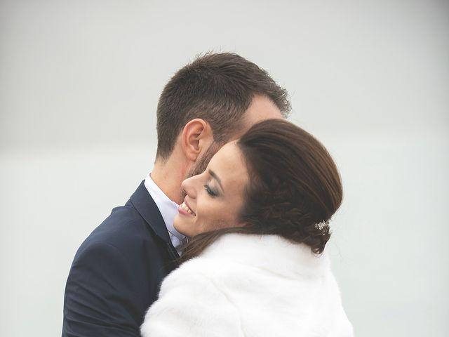 Il matrimonio di Stefano e Manuela a Ancona, Ancona 93