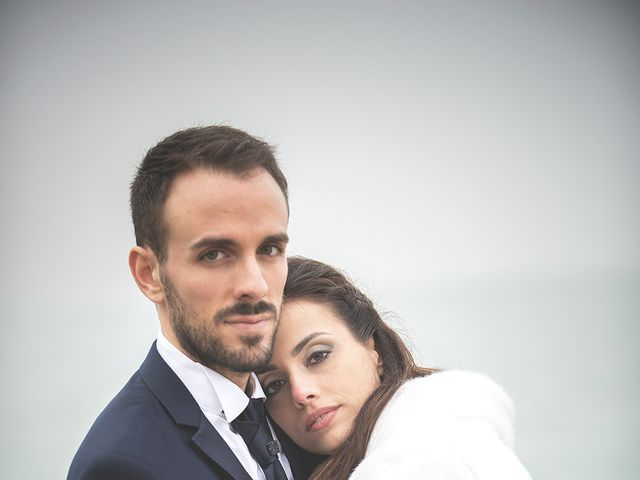 Il matrimonio di Stefano e Manuela a Ancona, Ancona 95