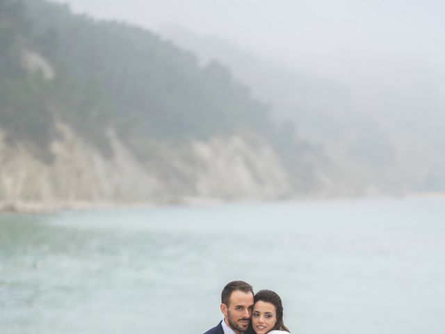 Il matrimonio di Stefano e Manuela a Ancona, Ancona 108