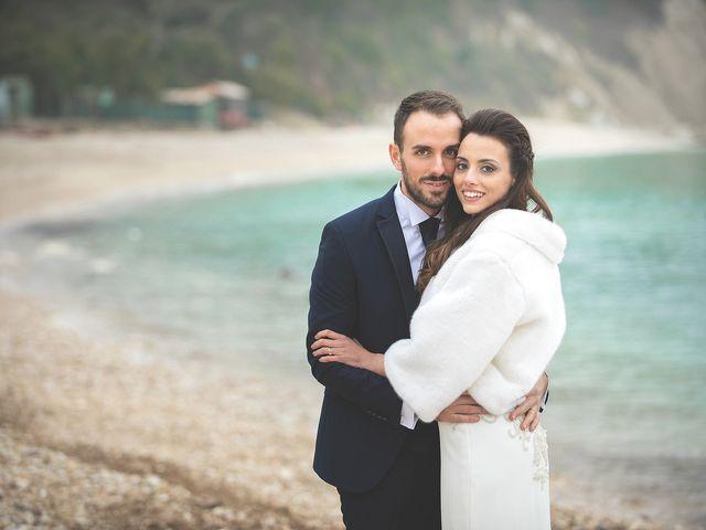 Il matrimonio di Stefano e Manuela a Ancona, Ancona 111
