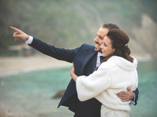 Il matrimonio di Stefano e Manuela a Ancona, Ancona 113
