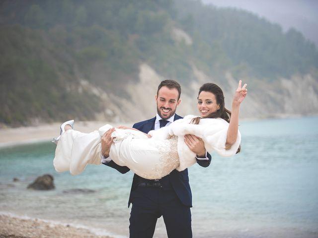 Il matrimonio di Stefano e Manuela a Ancona, Ancona 117