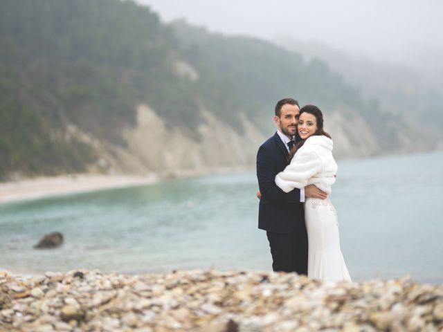 Il matrimonio di Stefano e Manuela a Ancona, Ancona 118