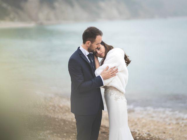 Il matrimonio di Stefano e Manuela a Ancona, Ancona 121
