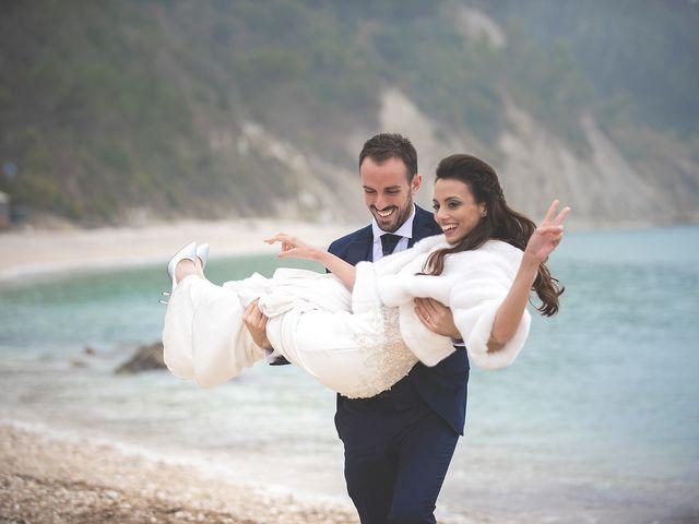 Il matrimonio di Stefano e Manuela a Ancona, Ancona 122
