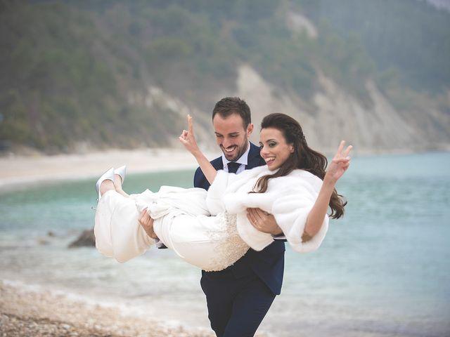 Il matrimonio di Stefano e Manuela a Ancona, Ancona 123