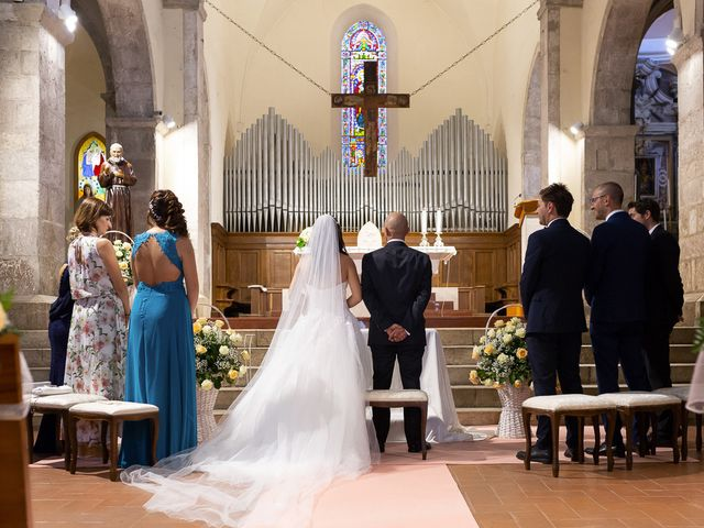 Il matrimonio di Luciano e Alessandra a Fondi, Latina 34