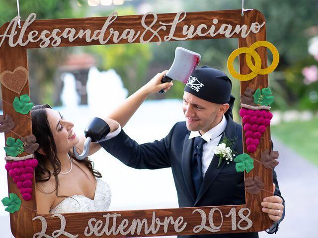 Il matrimonio di Luciano e Alessandra a Fondi, Latina 71