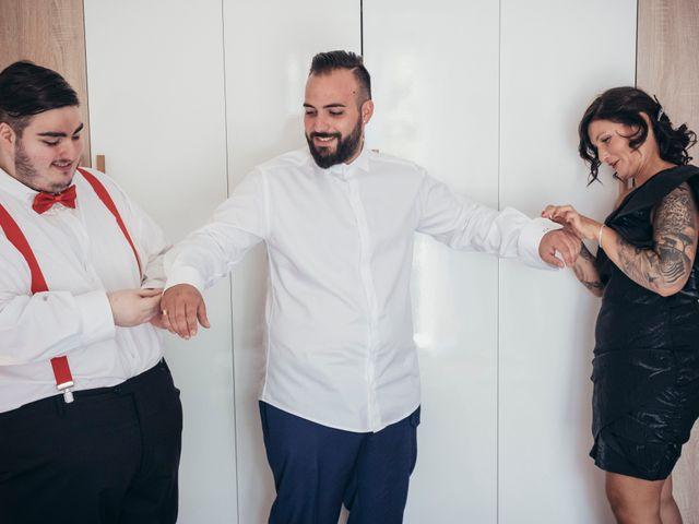 Il matrimonio di Danilo e Alessia a Pombia, Novara 12