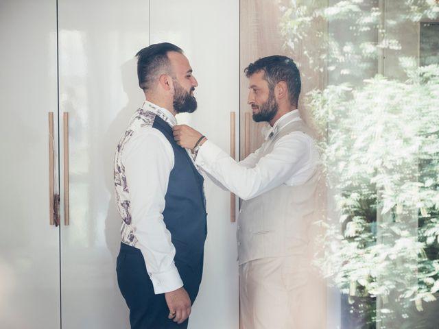 Il matrimonio di Danilo e Alessia a Pombia, Novara 10