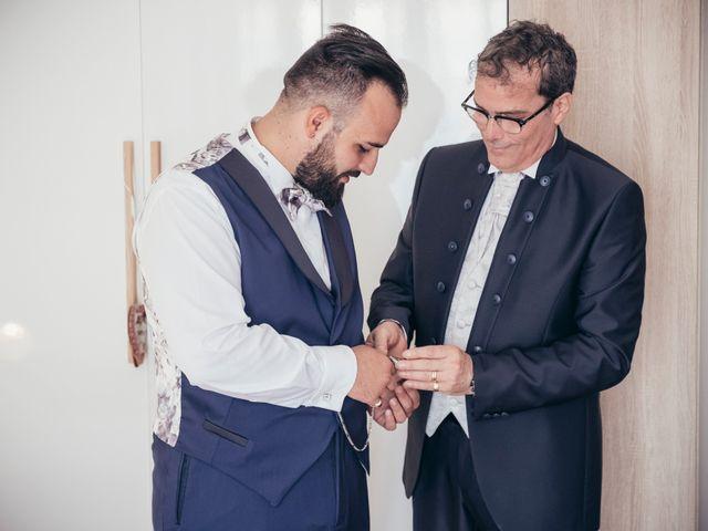 Il matrimonio di Danilo e Alessia a Pombia, Novara 9