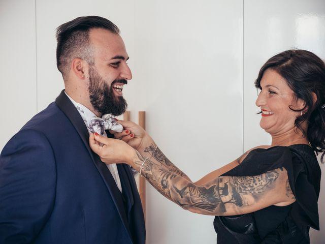 Il matrimonio di Danilo e Alessia a Pombia, Novara 8