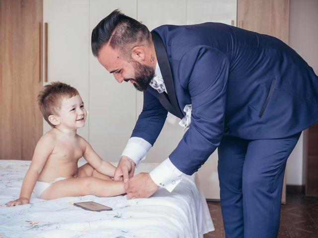 Il matrimonio di Danilo e Alessia a Pombia, Novara 7