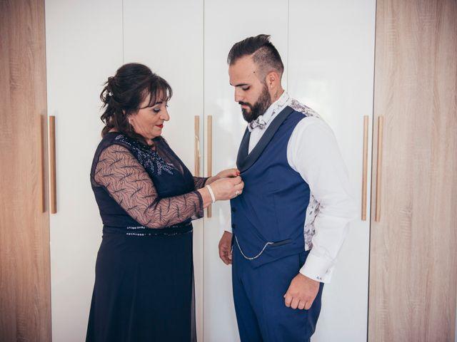 Il matrimonio di Danilo e Alessia a Pombia, Novara 5
