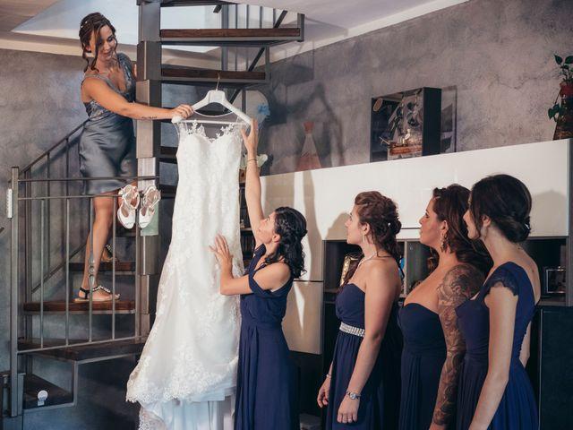 Il matrimonio di Danilo e Alessia a Pombia, Novara 2