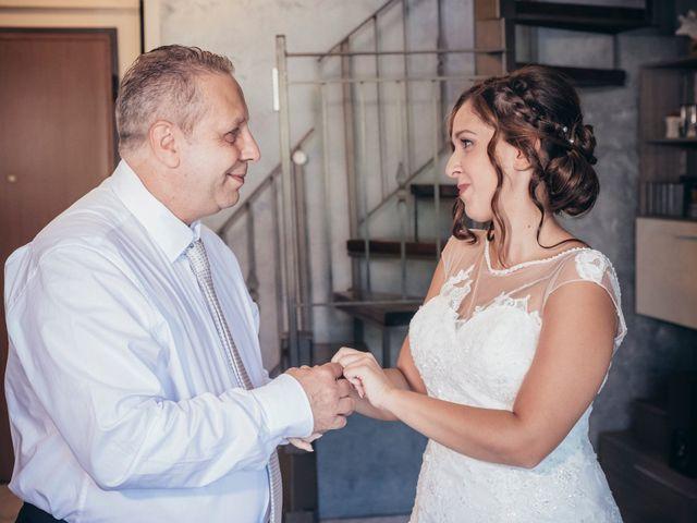 Il matrimonio di Danilo e Alessia a Pombia, Novara 13