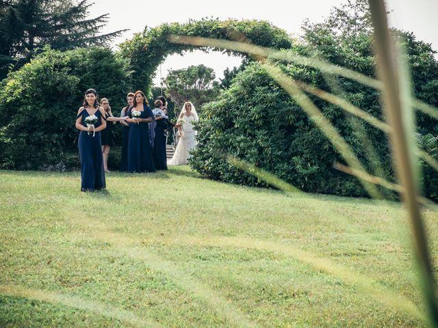 Il matrimonio di Danilo e Alessia a Pombia, Novara 27