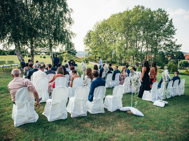Il matrimonio di Danilo e Alessia a Pombia, Novara 26