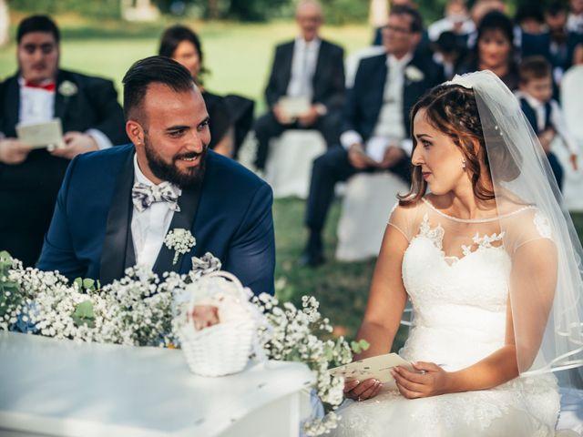 Il matrimonio di Danilo e Alessia a Pombia, Novara 23