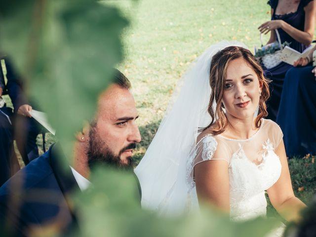 Il matrimonio di Danilo e Alessia a Pombia, Novara 22
