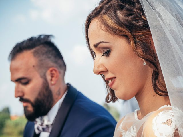Il matrimonio di Danilo e Alessia a Pombia, Novara 21